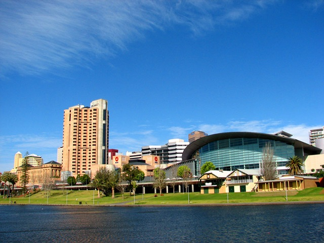 Adelaide Convention Centre South Australia 2018