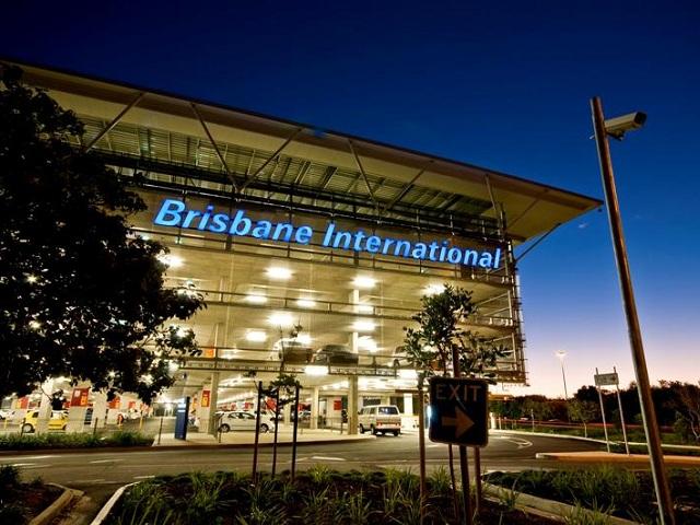 Brisbane International & Domestic Airport Car Park 2012