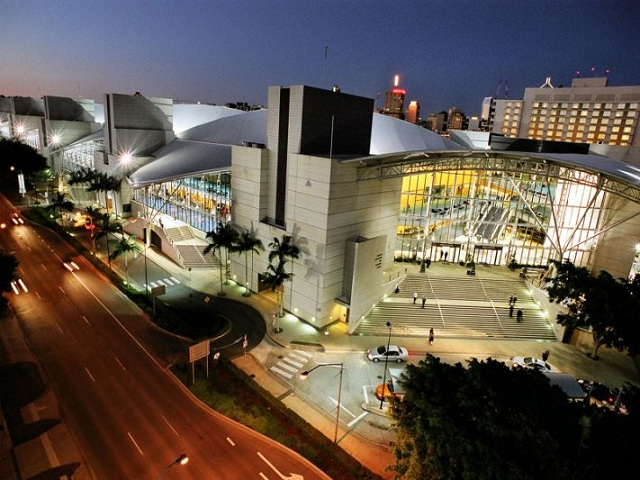 Brisbane Convention Centre $140K