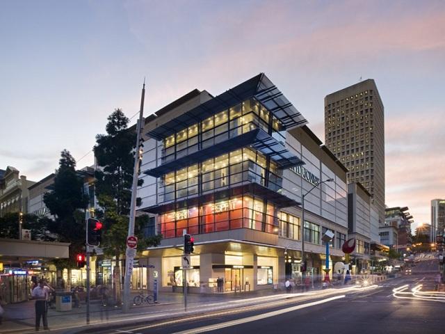 Queens Plaza Brisbane