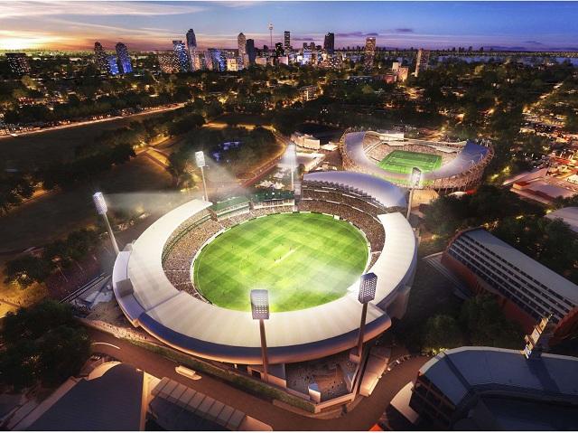 Sydney Cricket Ground Redevelopment