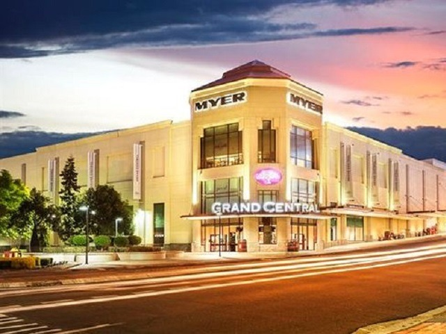 Grand Central Shopping Centre Toowoomba – QIC