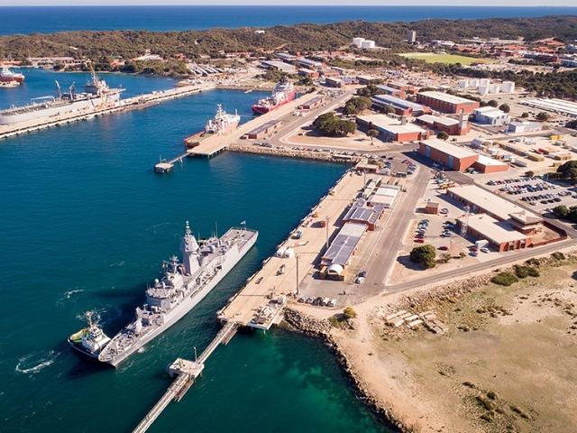 HMAS Stirling WA 2019 - 2020