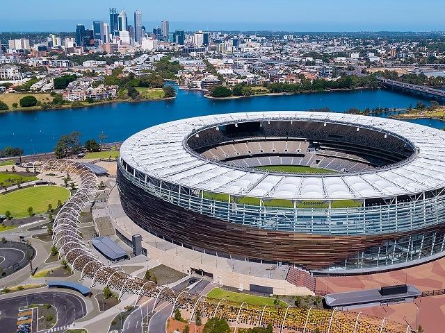 Optus Stadium – Perth WA 2016 - 2018