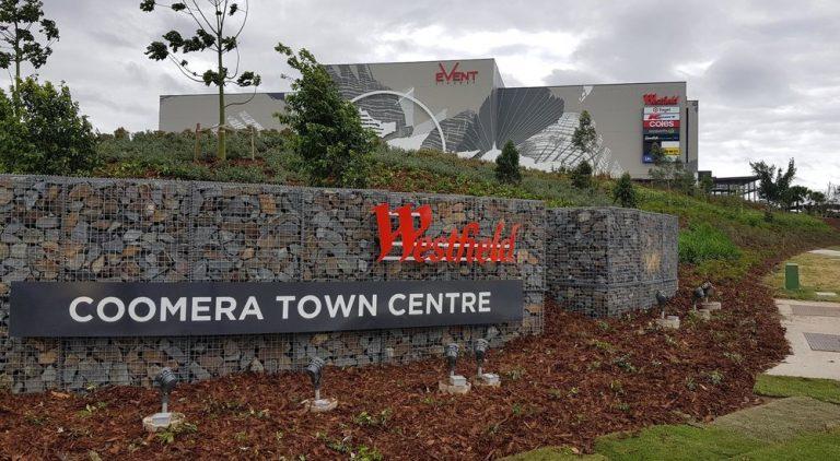 Coomera Town Centre Gold Coast QLD 2019