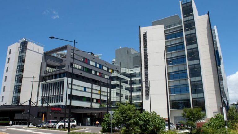 Gold Coast Uni Hospital Carpark