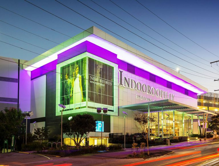 Indooroopilly Shopping Centre 2016