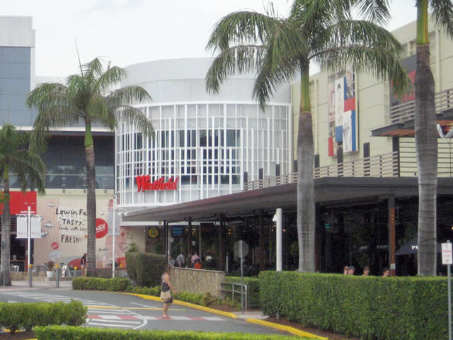 Westfield Chermside Shopping Brisbane QLD Centre 2017
