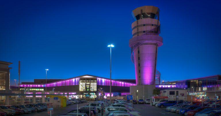 Christchurch Airport NZ