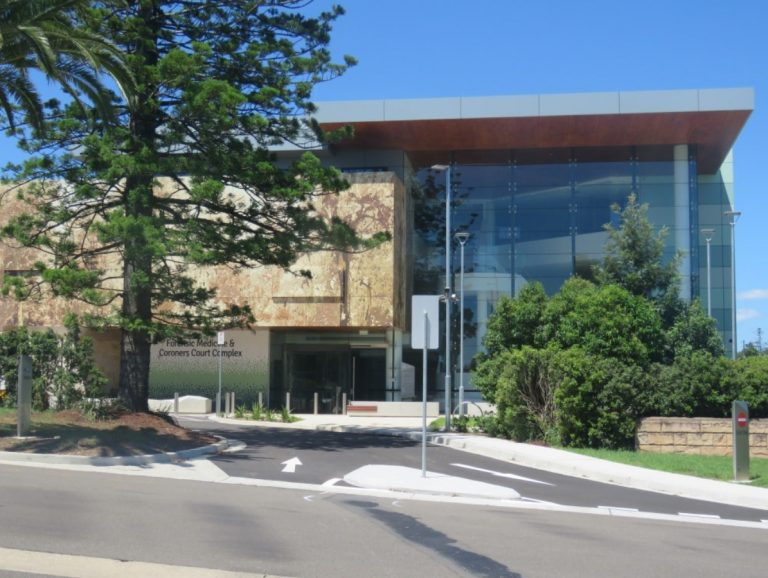 Coroners Court NSW