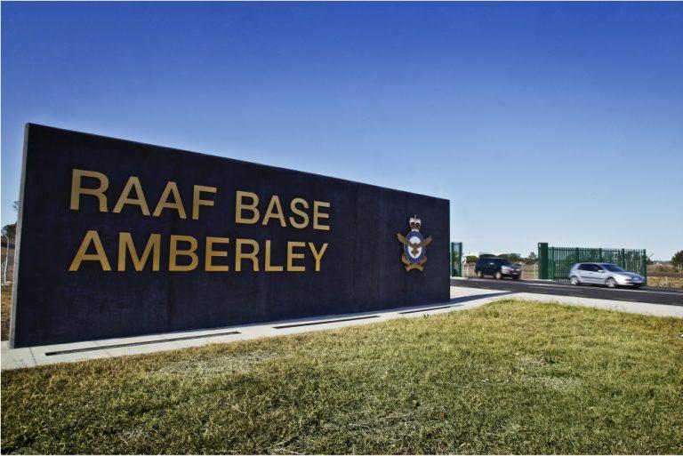 Amberley Air Force Base QLD