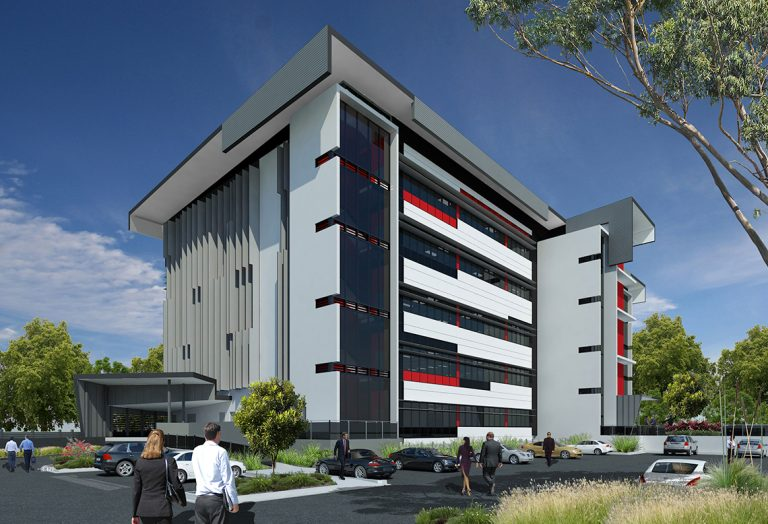 Australian Federal Police Centre QLD