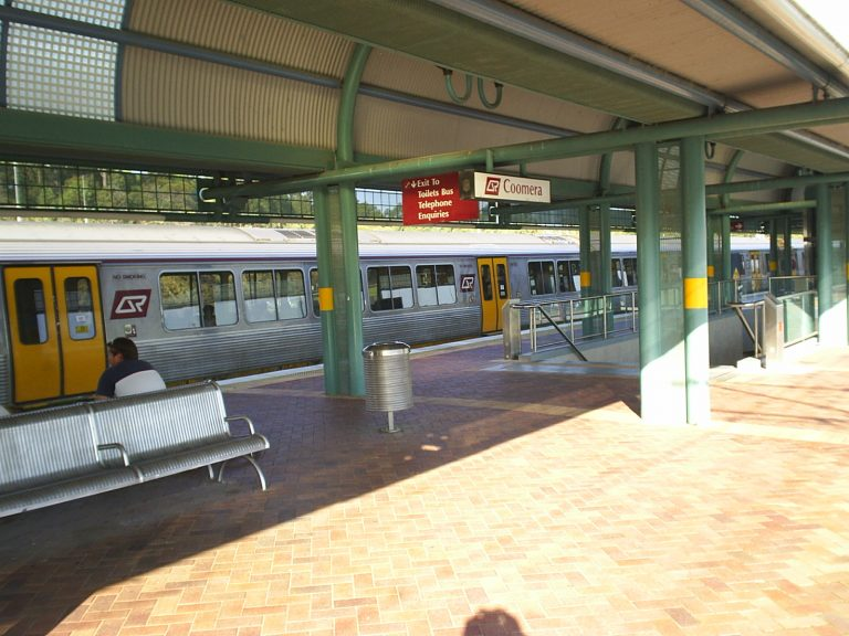 Coomera Station QLD