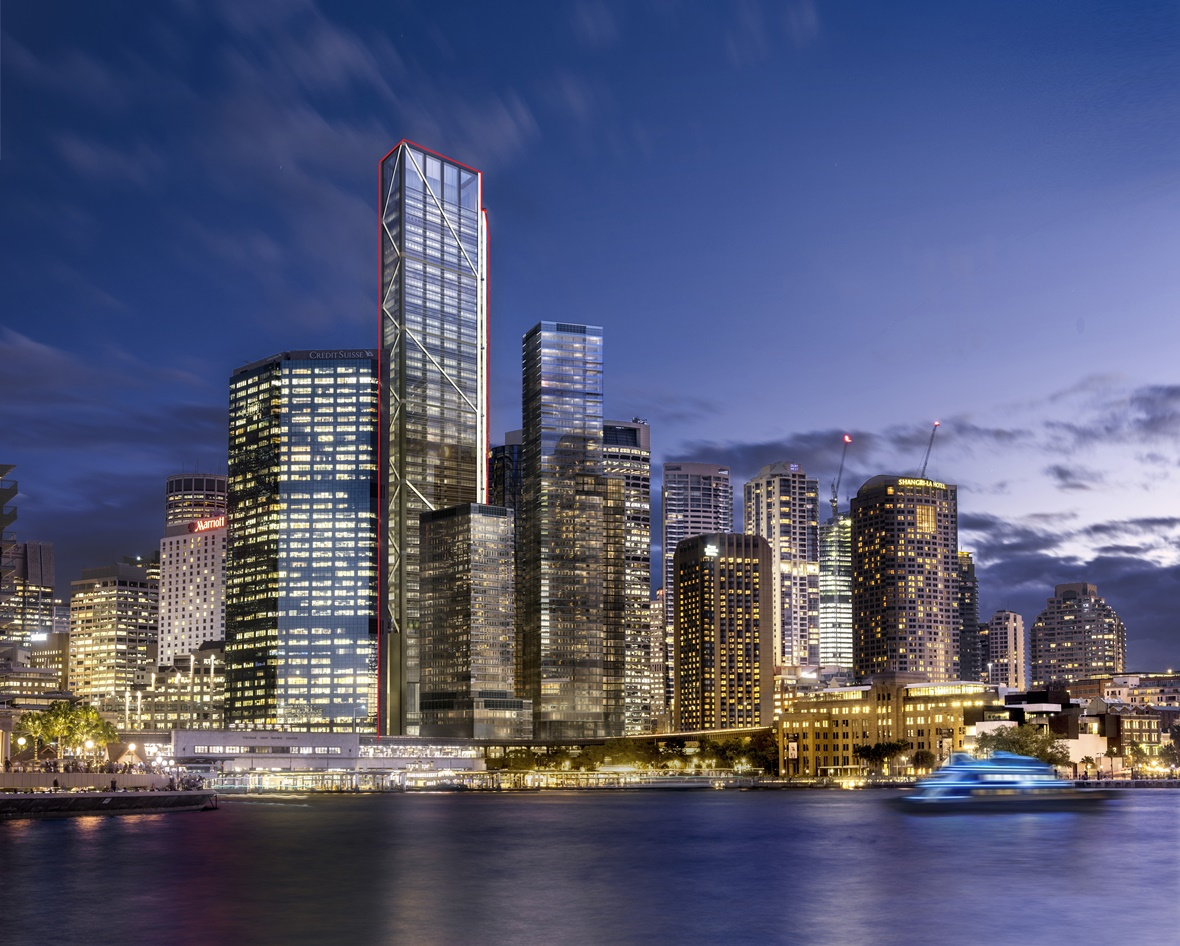 Sydney's Circular Quay Renewal- With Unison Joints Specified Products